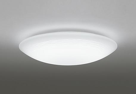オーデリック リモコン付LED和風シーリングライト~6畳調光調色タイプOL251417