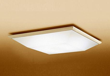 オーデリック リモコン付LED和風シーリングライト~14畳調光調色タイプOL251491