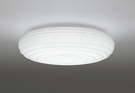 オーデリック リモコン付LED和風シーリングライト~10畳調光調色タイプOL251530