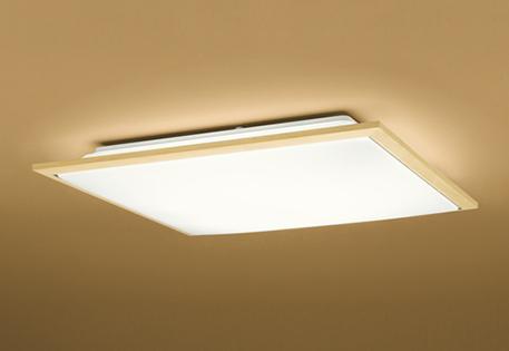 オーデリック リモコン付LED和風シーリングライト~6畳調光調色タイプOL251568
