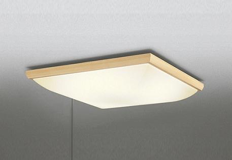オーデリック LED和風シーリングライト~8畳電球色調光タイプOL251632L