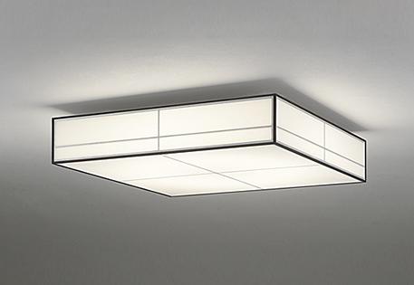 ODELICオーデリックリモコン付LED和風シーリングライト~12畳調光調色タイプOL251836