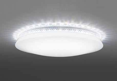 ODELICオーデリック LEDシーリングライト~12畳調光・調色タイプOL291001BCリモコン別売