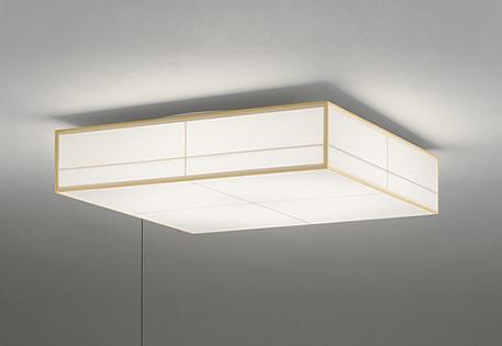 ODELICオーデリックLED和風シーリングライト~6畳調光タイプ電球色OL291025L