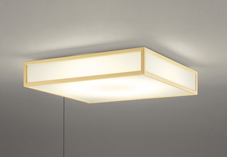 ODELICオーデリック LED和風シーリングライト~10畳調光タイプOL291097Lリモコン別売