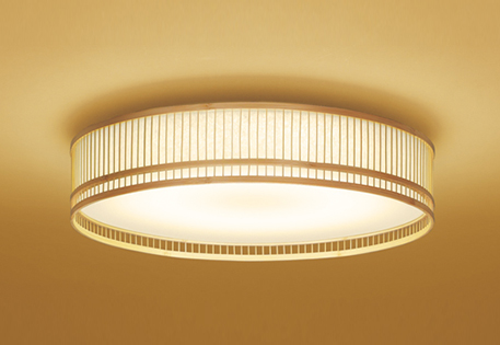 ODELICオーデリック LED和風シーリングライト~8畳調光調色タイプOL291130