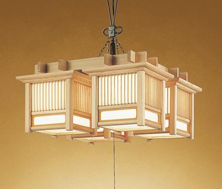 オーデリック LED和風ペンダントライト ~4.5畳 電球色 OC114702LD