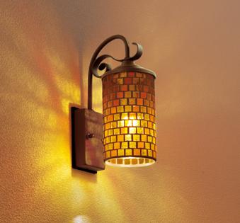 ODELICオーデリックLED防雨型ポーチ灯電球色OG041552LC