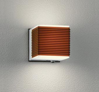 オーデリックODELIC人感センサ付LED防雨型ポーチ灯OG041725LC