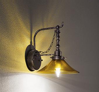 ODELICオーデリックLED防雨型ポーチ灯電球色OG254070LC