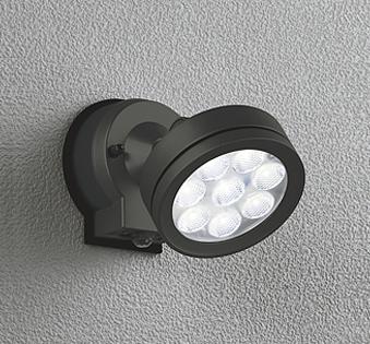 オーデリックODELIC人感センサ付LEDエクステリアスポットライトOG254213