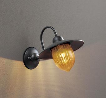 ODELICオーデリックLED防雨型ポーチ灯電球色OG254238LC