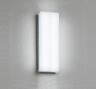 オーデリックODELICLED防雨型ポーチ灯昼白色OG254243