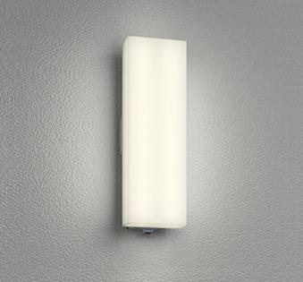 オーデリックODELIC人感センサ付LED防雨型ポーチ灯OG254245