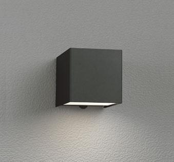 オーデリックODELIC人感センサ付LED防雨型ポーチ灯OG254384