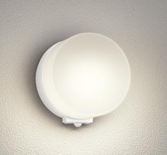 オーデリックODELIC人感センサ付LED防雨型ポーチ灯OG254398LC