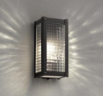 オーデリックODELIC人感センサ付LED防雨型ポーチ灯OG254487LC