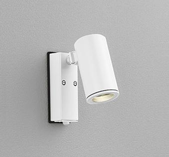 ODELICオーデリック人感センサ付JDR75W相当LEDアウトドアスポットOG254545