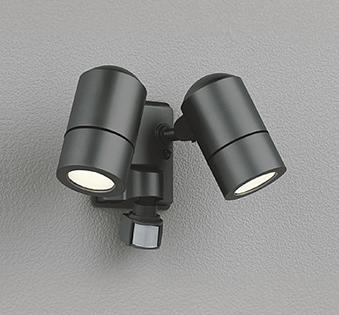 ODELICオーデリック人感センサ付白熱灯50W×2灯相当LEDアウトドアスポットOG254637LD