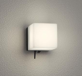 オーデリックODELIC人感センサ付LED防雨型ポーチ灯OG254826BC