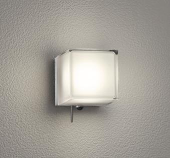 オーデリックODELIC人感センサ付LED防雨型ポーチ灯OG254827BC