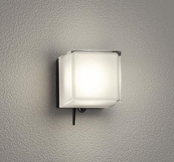 オーデリックODELIC人感センサ付LED防雨型ポーチ灯OG254828BC