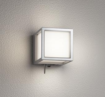 オーデリックODELIC人感センサ付LED防雨型ポーチ灯OG254831BC 祝日 往復送料無料
