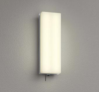 オーデリックODELIC人感センサ付LED防雨型ポーチ灯OG254834BC