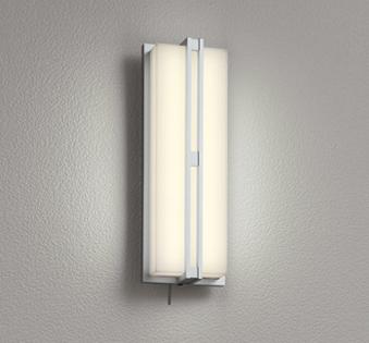 オーデリックODELIC人感センサ付LED防雨型ポーチ灯OG254835BC