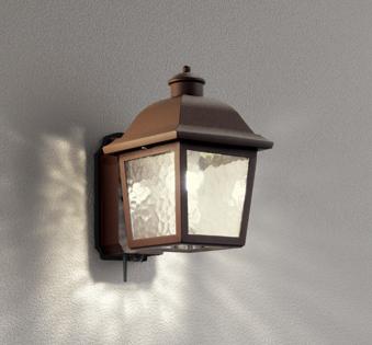 オーデリックODELIC人感センサ付LED防雨型ポーチ灯OG254845BC