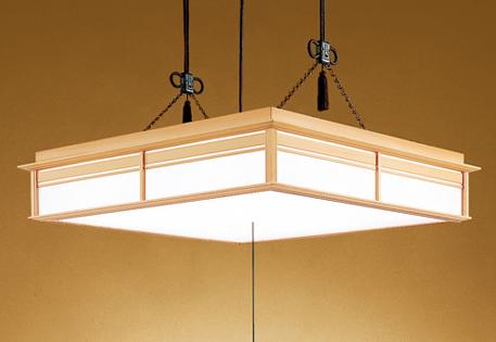 オーデリック LED和風ペンダント~14畳 調光調色タイプ OP252158