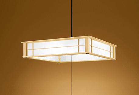 オーデリック LED和風ペンダント~12畳 段調光タイプ OP252238N