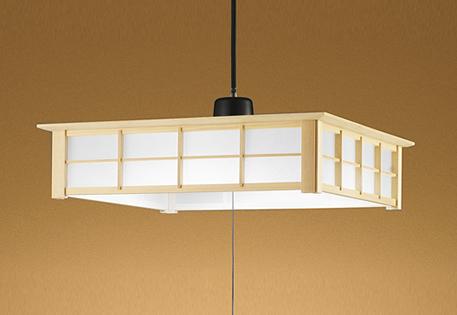 オーデリック LED和風ペンダント~8畳 段調光タイプ OP252363N