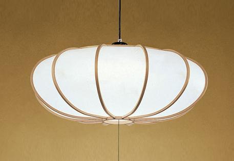 オーデリック LED和風ペンダント~12畳 段調光タイプ OP252368N