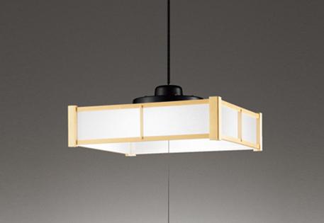 オーデリック LED和風ペンダント~8畳 OX9722