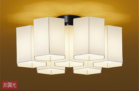DAIKO 大光電機 LED和風シーリングライト~6畳 DCH-40585Y