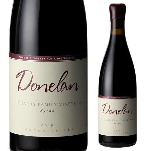 ドネラン リチャーズ シラー[2012] 赤ワイン