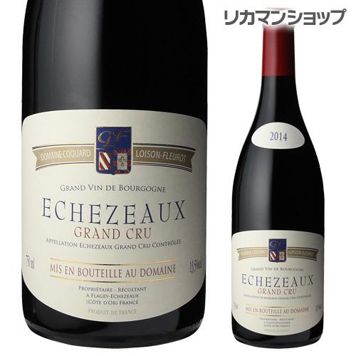 エシェゾー[2014] ドメーヌ コカール ロワゾン フルーロ 赤ワイン