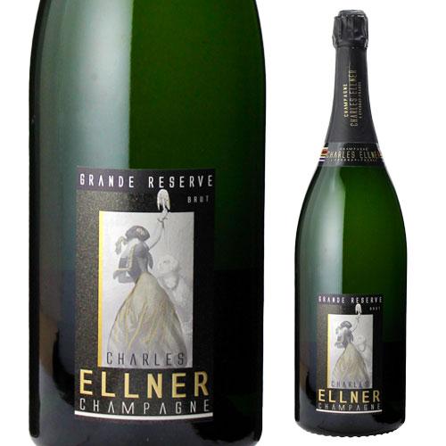シャルル エルネー グランレゼルヴ ブリュット ジェロボアム 3L(3000ml) [シャンパーニュ][シャンパン]