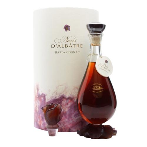 ハーディー ノス・ダルバートル コニャックローズバッド ファミリーリザーブ40度 750mlHardy Noces d'Albatre Cognac Rosebud Family Reserve[ブランデー][コニャック][グランド・シャンパーニュ]