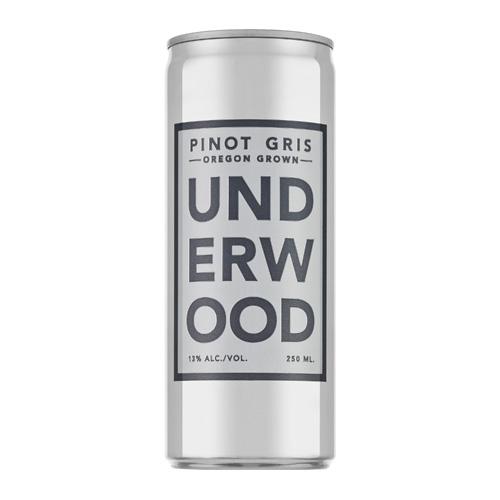 上品な白桃の香りが食欲そそる身体に染みわたる白 アンダーウッド ピノ グリ 250ml缶 アルコール13% アメリカ スーパーセール 辛口 ワイン 長S 白 当店は最高な サービスを提供します オレゴン 白ワイン
