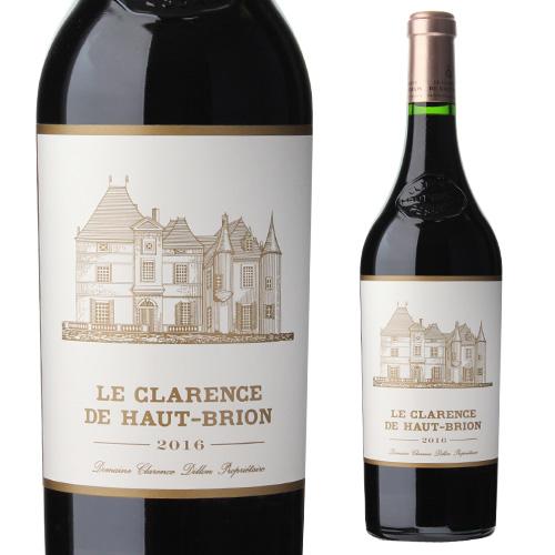 クラレンス ド オー ブリオン2016 750ml フランス ボルドー セカンド 赤ワイン