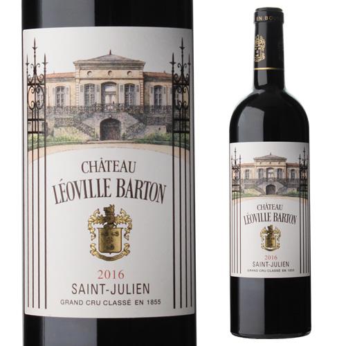 シャトー レオヴィル バルトン 2016 750ml フランス ボルドー 格付2級 赤ワイン