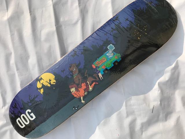 ( RAWDOGRAW ) SCOOB (Reno) 8.0×31.7  スケートボード デッキ  DECK