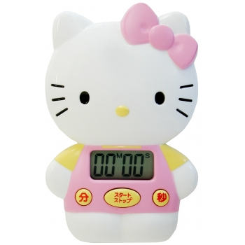 lilaqueen Rakuten Global Market Hello Kitty digital timer T142
