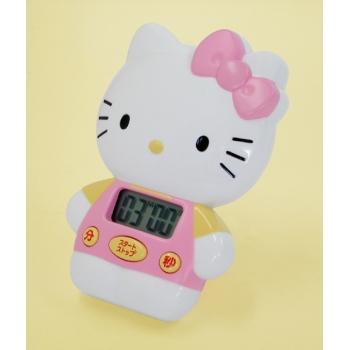 你好凯蒂数字计时器 T 142 厨房计时器桌子 w / 磁铁