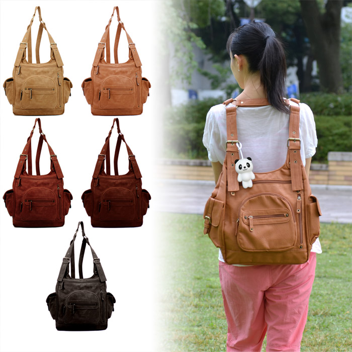 052a529bf58 Men and women and for backpack diaper bag Mommy bag shoulder bag women's  ladies ' 2-way commute commuter cute women cute 3-way 2 high school student  ...