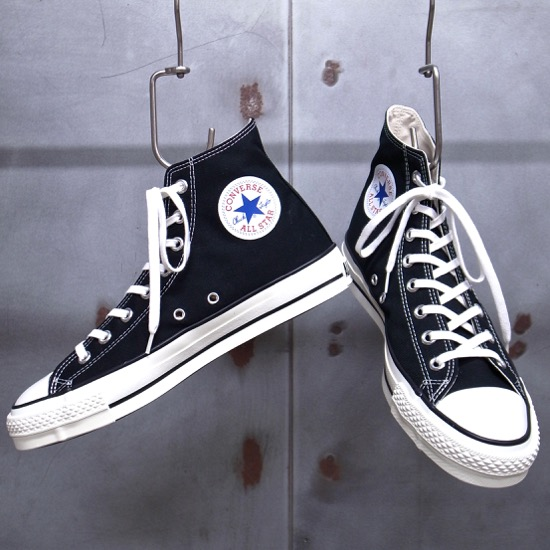 eda381ebcd4b CANVAS ALL STAR J HI  BLACK    canvas all-star J HI  Black  converse-Japan  all-star made in Japan MADE IN JAPAN   made in Japan vulcanised method  02P13Nov14
