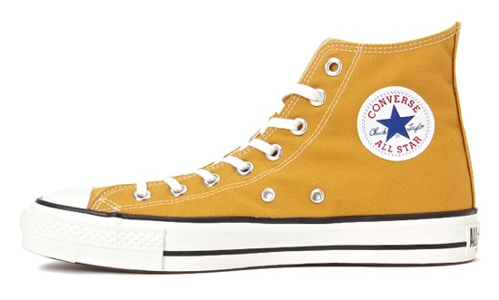 0db3dc284d89af CHUCK TAYLOR - CANVAS canvas Chuck Taylor ALL STAR J HI  MUSTARD  Allstar J  HI  mustard  converse-Japan all-star made in Japan MADE IN JAPAN   made in  Japan ...