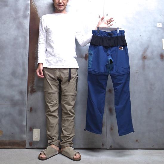 【 ROKX × MOUNTAIN MARTIAL ARTS / ロックス × マウンテンマーシャルアーツ 】 RXMF7701 ROKX × MMA MESH POCKET CLIMBING TWO WAY PANT / メッシュ ポケット クライミング 2 ウェイ パンツ